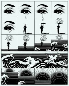 Les Monstres du Placard by Philippe Caza, 1970
